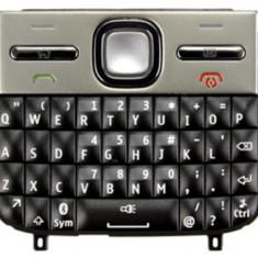 Tastatura Nokia E5-00 Originala Neagra Swap - Tastatura telefon mobil