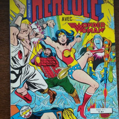 Hercule avec Wonder woman #2 1983 (Flash DC) benzi desenate comic book / WADDER - Reviste benzi desenate