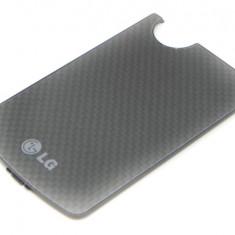 Capac Baterie Spate LG KF750 Secret Original Swap Negru
