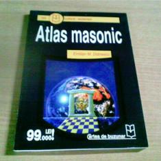 ATLAS MASONIC -EMILIAN M. DOBRESCU