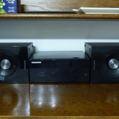 Combina - DVD SAMSUNG MM-C430D High-End - Sistem Home Cinema