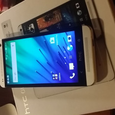 HTC One 801 n Argintiu, BeatsSound - Telefon mobil HTC One, 32GB, Neblocat, Single SIM