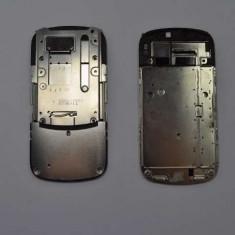 Carcasa Sina Slide Sony Ericsson Zylo Original Swap Argintiu