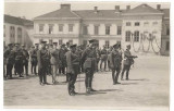 M. S. Regele Carol al II lea la Scoala de Artilerie Timisoara