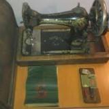 Masină portabilă de cusut Singer foarte veche