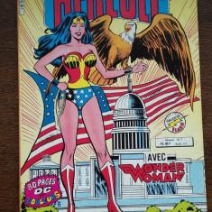 Hercule avec Wonder woman #1 (Flash DC) benzi desenate comic book / WADDER