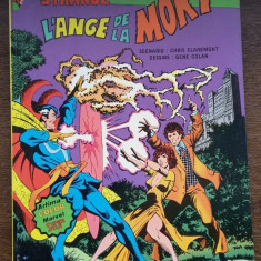 Docteur Strange #5 L'ange de la mort (Artima Marvel) comic book / WADDER - Reviste benzi desenate