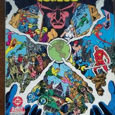 Super star comics #4 1986 (Aredit DC) Benzi desenate comic book / WADDER
