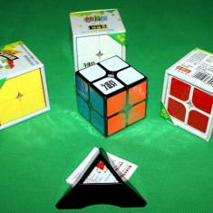 Cub Rubik 2x2x2 KungFu YueHun Profesional 50mm - Jocuri Logica si inteligenta