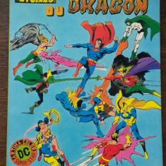 Escadron des Etoiles #3 Le jour du dragon benzi desenate comic book / WADDER - Reviste benzi desenate