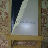 "G. Calinescu - I. Eliade Radulescu si scoala sa ""A1992"" - Biografie"