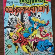 Escadron des Etoiles #4 1982 Le grande conspiration comic book / WADDER - Reviste benzi desenate