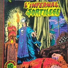 Il est minuit #4 L'Infernal sortilege benzi desenate comic book / WADDER - Reviste benzi desenate