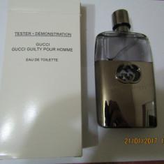 PARFUM TESTER GUCCI GUILTY -90 ML -SUPER PRET, SUPER CALITATE! - Parfum barbati Gucci, Apa de toaleta