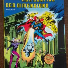 Docteur Strange #2 Aux confins des dimensions (Marvel) comic book / WADDER - Reviste benzi desenate