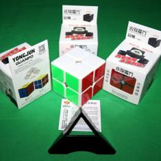 Profesional YongJun 2x2x2 cube - GuanPo - Cub Rubik 50mm - Jocuri Logica si inteligenta