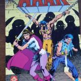 Arak #4 1986 (Aredit DC) Benzi desenate comic book / WADDER
