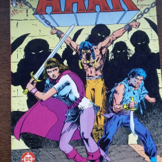 Arak #4 1986 (Aredit DC) Benzi desenate comic book / WADDER - Reviste benzi desenate