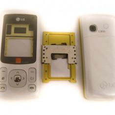 Carcasa Originala LG KU380 Completa Swap