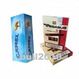 2 x tigari de foi Pegasus 110g tutun + tuburi, filtre Camel cu carbon