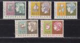 Olanda 1953  pentru copii  MI 631-35   MNH  w40, Nestampilat