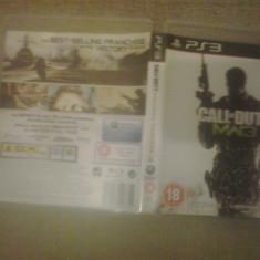 Call of duty - Modern Warfare 3 - MW3 PS 3 - Jocuri PS3, Shooting, 16+, Multiplayer