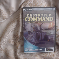 Destroyer Command - Jocuri PC Ubisoft