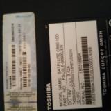 Laptop TOSHIBA SATELLITE C660-10D, Intel Core i3, Diagonala ecran: 15, 160 GB