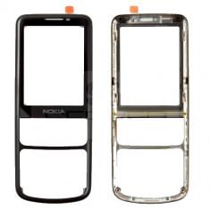 Carcasa Originala Fata Nokia 6700 Classic Swap Neagra