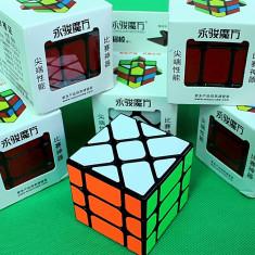 Cub Rubik - YongJun 3x3x3 Fisher cube - YiLeng v2