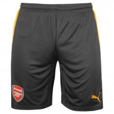 In STOC! Pantaloni Puma Arsenal Away Kit 2016-2017 - Marimea L - 100% Poliester - Set echipament fotbal Puma, Marime: L/XL