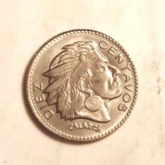 COLUMBIA 10 CENTAVOS 1966, America Centrala si de Sud