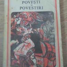 Povesti Si Povestiri - Ion Creanga, 391382 - Carte Basme