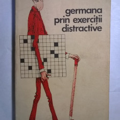 Ion Apostol - Germana prin exercitii distractive - Carte in germana