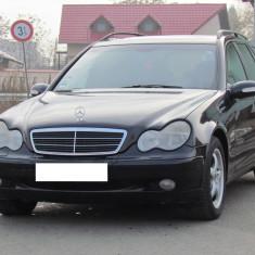 Mercedes C270 CDI Avantgarde, 2.7 CDI, an 2002, Motorina/Diesel, 1 km, 2685 cmc, Clasa C