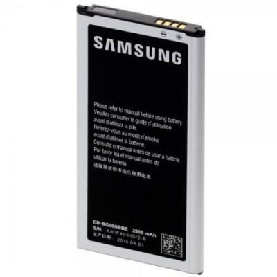 Acumulator baterie 2800mAh Samsung Galaxy S5 i9500 i9505 SM-G900F + folie ecran foto