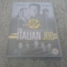 The Italian Job (2003) – DVD - Film actiune, Engleza