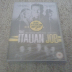 The Italian Job (2003) – DVD - Film actiune, Engleza