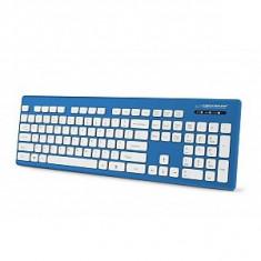 Esperanza EK130B Claviatură USB cu cablu, rezistentă la apă - Tastatura ESPERANZA, Standard, Cu fir