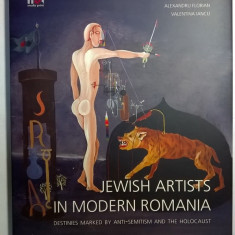 Monica Enache, s.a. - Jewish artists in modern Romania - Album Arta