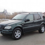 Mercedes ML 270 CDI, 2.7 CDI, an 2000