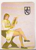 bnk cld Calendar de buzunar Adesgo 1984