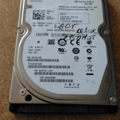 "HDD LAPTOP SEAGATE S-ATA 2.5"" 250GB ST9250315AS DEFECT, 200-299 GB, SATA"
