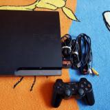 Vând PS3 Slim - PlayStation 3 Sony