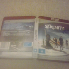 Serenity (2005) - HD - DVD - Film SF, Alte tipuri suport, Engleza