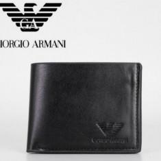 Portofel Giorgio Armani ( Hugo Boss, Gucci, Versace ) - Portofel Barbati Emporio Armani