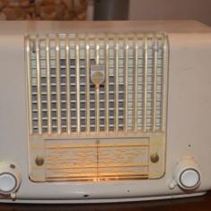 Radio philips philetta cu lampi - Aparat radio