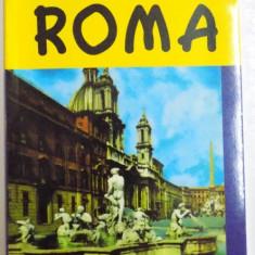 IN JURUL LUMII ROMA de LUIGI ARMIONI, 2000 - Carte Geografie