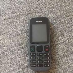 Nokia 100 folosit stare buna, codat vodafone romania, incarcator origin!PRET:65lei - Telefon Nokia, Gri, Nu se aplica, Neblocat, Single SIM, Fara procesor