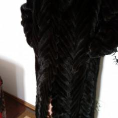 Haina de nurca - haina de blana